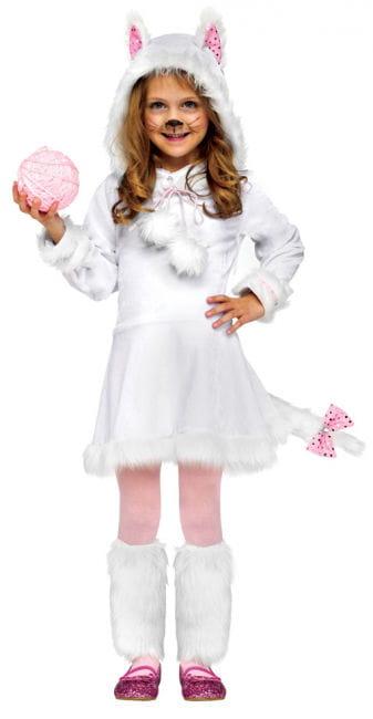Persian kitten costume