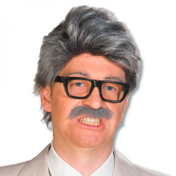 Horst Wig with Moustache