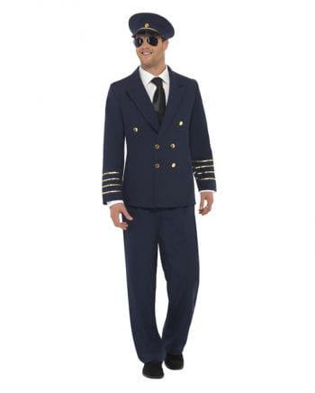 Piloten Herrenkostüm