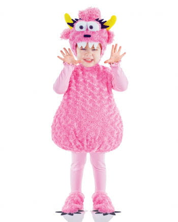 Pink Monster Child Costume