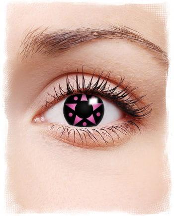 Pink Starlight Kontaktlinsen