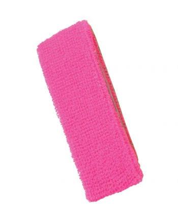 Neon Pink Headband