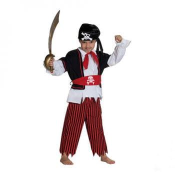 Piraten Kinderkostüm dreiteilig