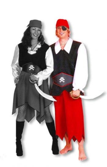 Pirate Costume XL