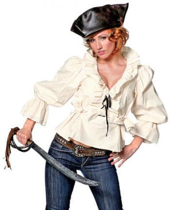 Piratenbluse Damen