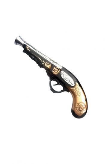 Piratenpistole mit Effekt