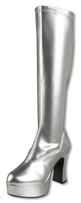 Plateau Stiefel silber 36 UK 5 US 7