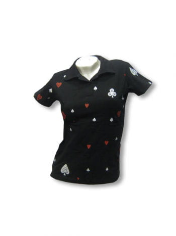 Players Girl`s Polo Shirt S/M 36-38