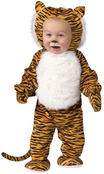Plüsch Tiger Babykostüm