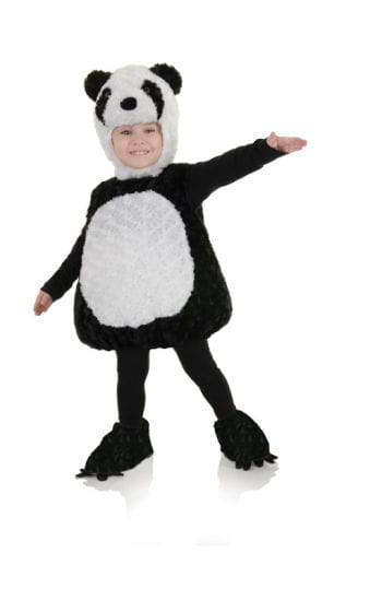 Plush Panda Children Costume