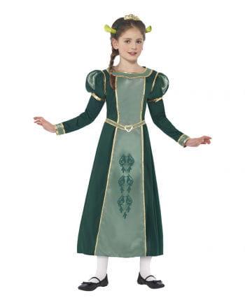 Prinzessin Fiona Kinderkostüm DLX