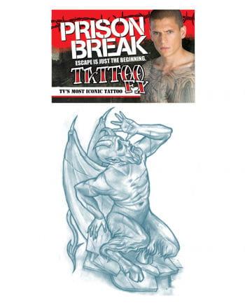 Prison Break Tattoo Der fügsame Teufel
