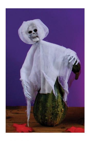 Pumpkin Hugger Ghost