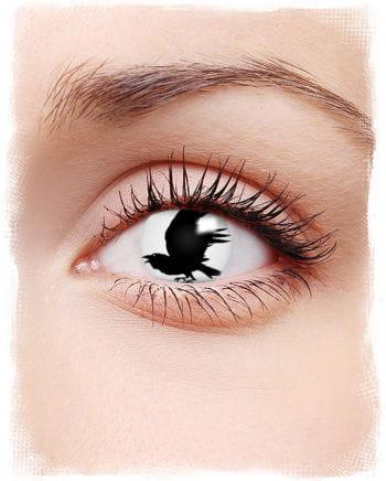 Raven contact lenses