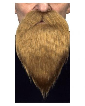 Räuber Bart blond