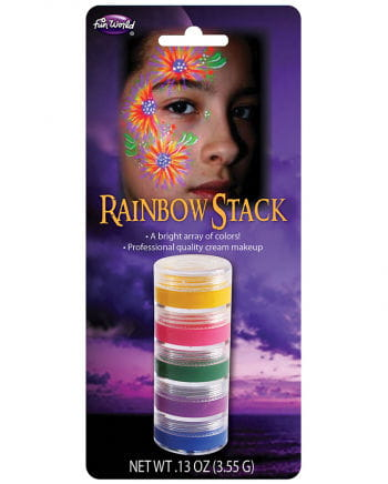 Rainbow Makeup Set