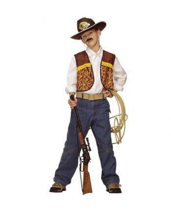 Cowboy Child Vest