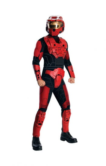Red Spartan Costume Deluxe