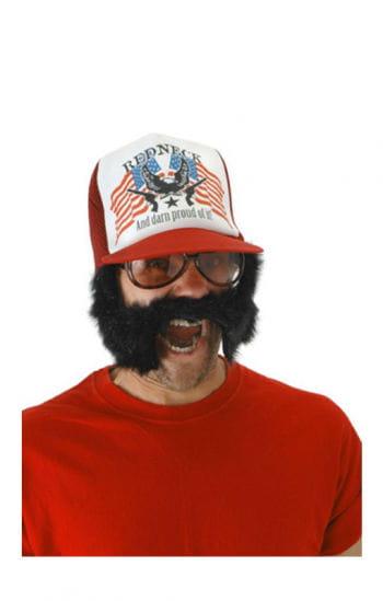 Redneck Cap with Beard