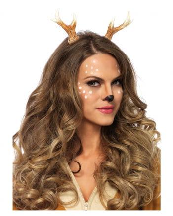 Deer horns