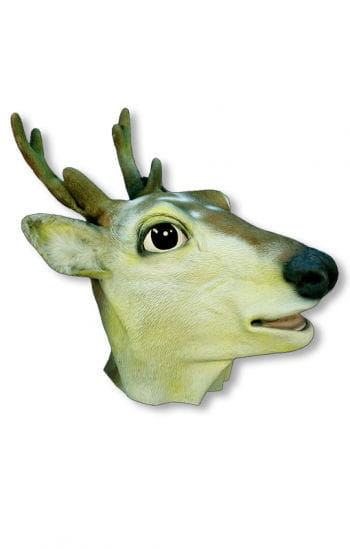 Reindeer mask Latex