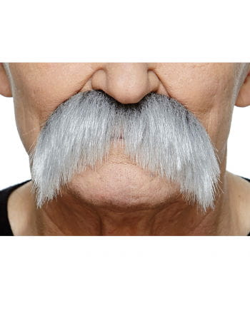Giant mustache Light gray