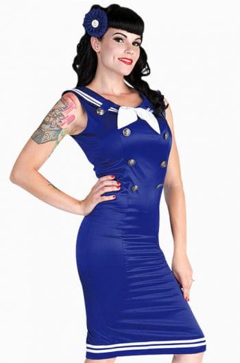 Sailor Pin-Up Dress