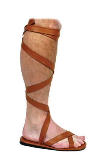 Römer Sandalen braun L