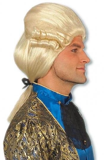 Rococo Wig Louis