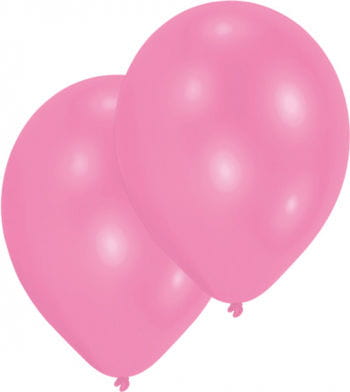 Pink balloons 50 St.