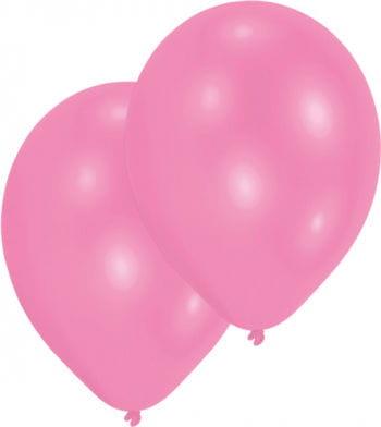 Rosa Luftballons 50 St.