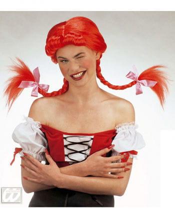 Red a wig Zenzi