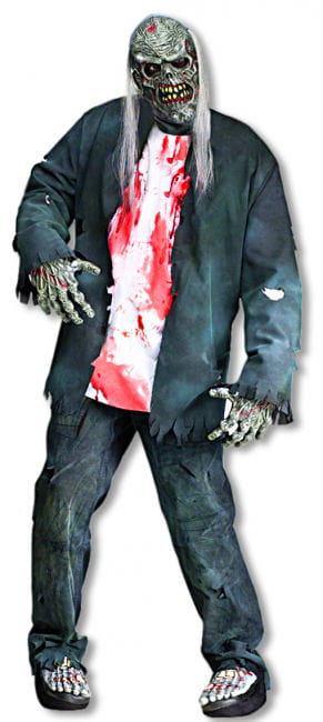 Rotted Zombie Costume