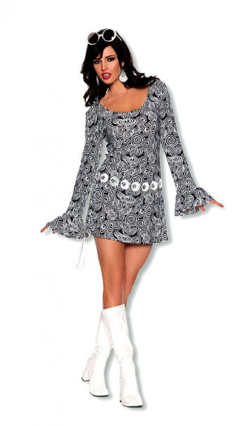 San Francisco Hippie Mini Dress XL