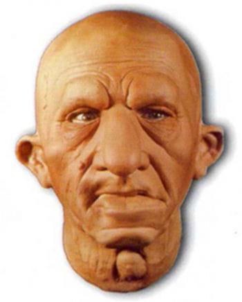 Sly Urfin Foam Latex Mask