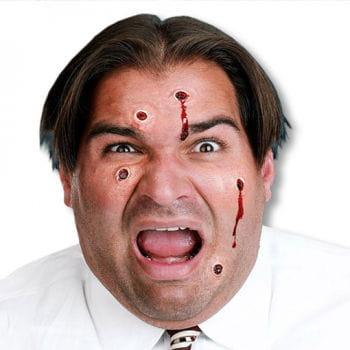 Gunshot Wounds Latex