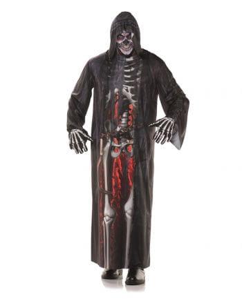 Grim Reaper robe with photo print