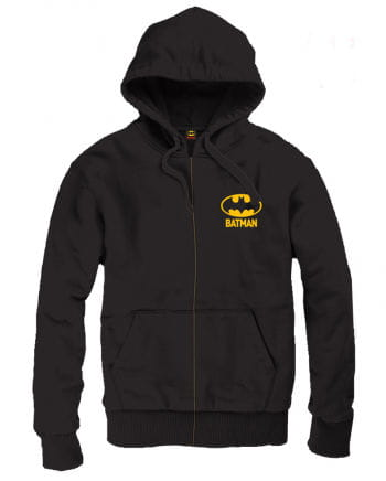 Batman Logo Hoodie black