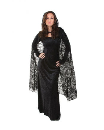 Hooded Cobweb Cape