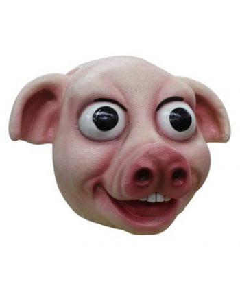 Schweinchen Maske