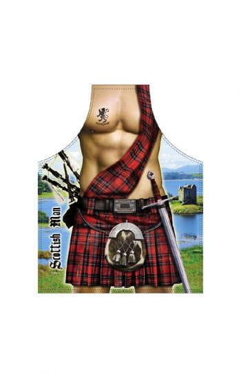 Scottish Man Schürze
