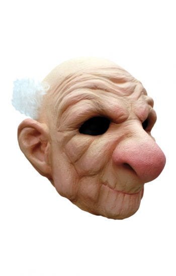 Quirky seniors mask