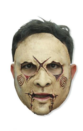 Serial killer Saw mask