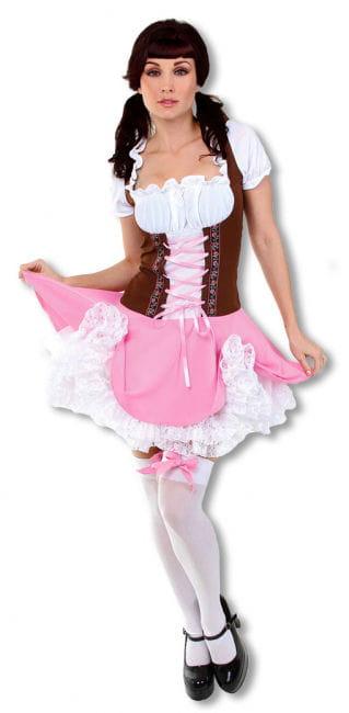 Sexy Heidi Costume Small