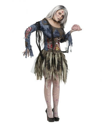 Sexy 3D Zombie costume for women