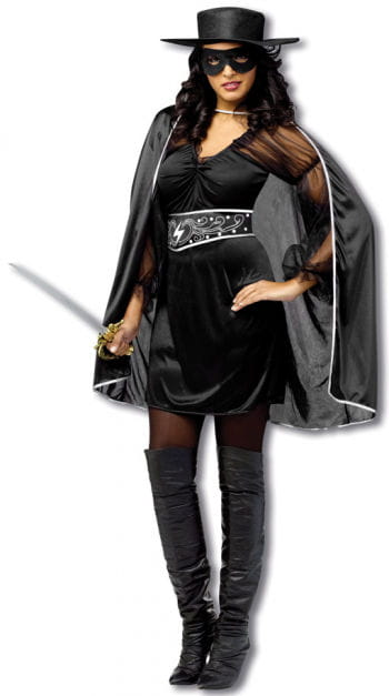 Sexy Banditin Kostüm - M/L M/L