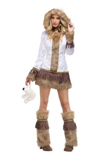 Sexy Eskimo Lady Kostüm
