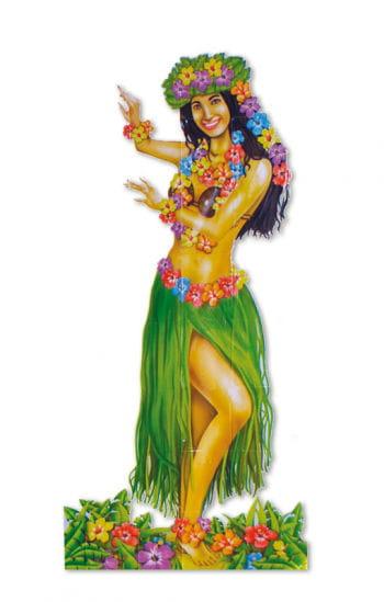 Sexy Hawaiian Girl Poster