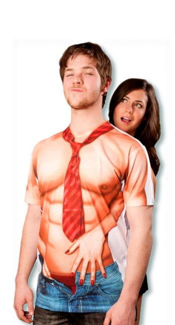 Sexy Sixpack Herren Shirt