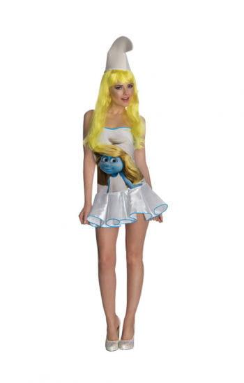 Sexy Smurfette Costume Deluxe